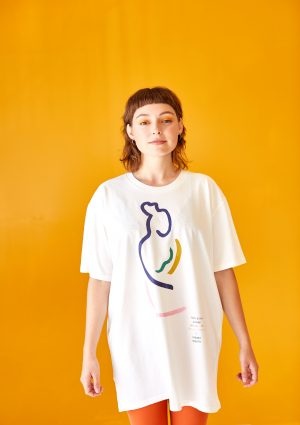 Stella Donnelly wearing Just Cause 1020